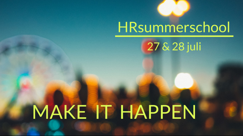 HR summerschool